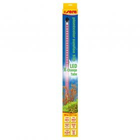 Sera - Tube LED X-Change Plantcolor Sunrise de 7W pour Aquarium - 520mm
