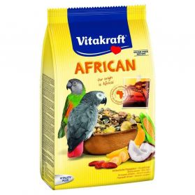 Vitakraft - Menu Complet African pour Perroquets - 750g