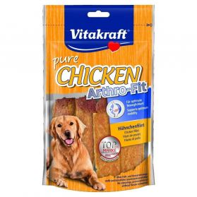 Vitakraft - Friandises Pure Chicken Arthro-Fit pour Chiens - 70g