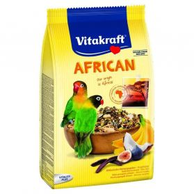 Vitakraft - Menu Complet African pour Petits Perroquets - 750g