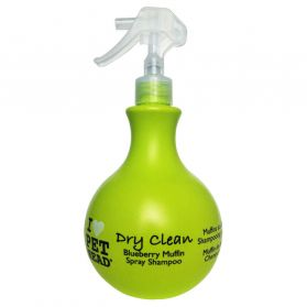 Pet Head - Spray Shampoing Sec Dry Clean pour Chien - 450ml