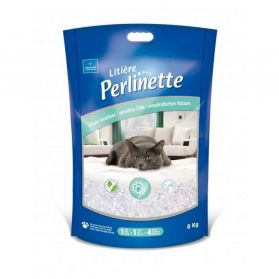 Demavic - Litière Perlinette pour Chat Sensible - 6Kg