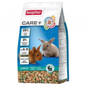 Beaphar - Aliment Premium Care+ pour Lapin Junior - 250g