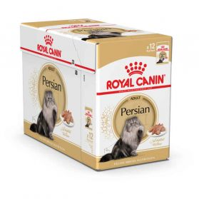 Royal Canin - Sachets Persian en Mousse pour Chat - 12x85g