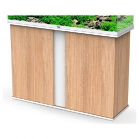 Ciano - Meuble Stand Emotions Nature Pro 120 pour Aquarium - Blanc