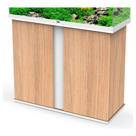 Ciano - Meuble Stand Emotions Nature Pro 100 pour Aquarium - Blanc