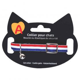 Animalis - Collier Style pour Chat - Rayure