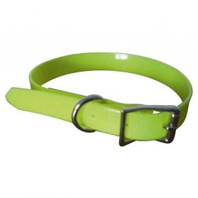 Kerbl - Collier Chasse Sport TPU Webbing S pour Chien - Jaune
