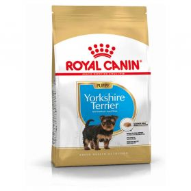 Royal Canin - Croquettes Yorkshire Terrier Junior pour Chiot - 1,5Kg
