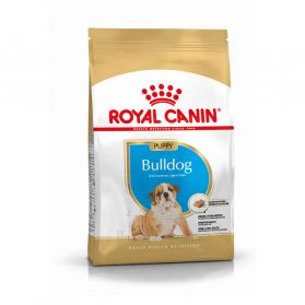 Royal Canin - Croquettes Bulldog Junior pour Chiot