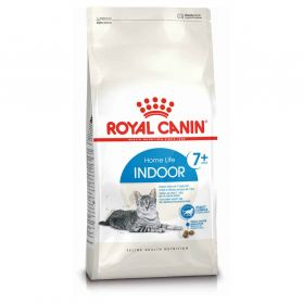 Royal Canin - Croquettes Indoor 7+ pour Chat Senior - 3,5Kg