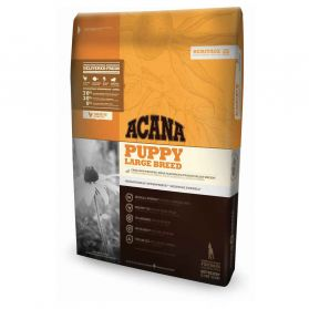 Acana - Croquettes Heritage Puppy Large Breed pour Chiot - 11,4Kg