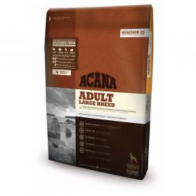 Acana - Croquettes Heritage Adult Large Breed pour Chien - 11,4Kg