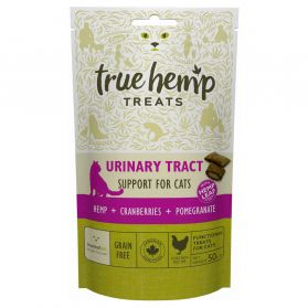 True Hemp - Friandises Urinary pour Chat - 50g