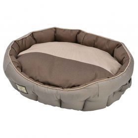 Bobby - Corbeille DOG taupe S