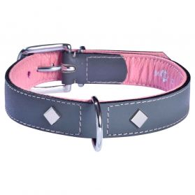 Bobby - Collier TOMY gris 40