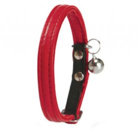Bobby - Collier Chat Escapade rubis 35