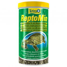 Tetra - Aliment Complet ReptoMin en Sticks pour Tortues d'Eau - 1L
