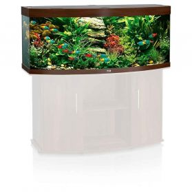 Juwel - Aquarium VISION 450 LED 4x31W - Brun
