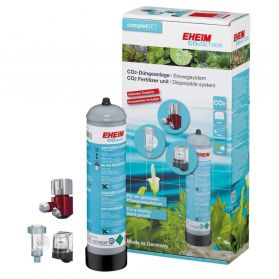 Eheim - Kit CO2 Set200 Complet 500g pour Aquarium
