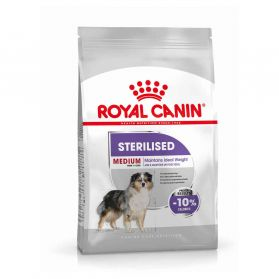 Royal Canin - Croquettes Medium Sterilised pour Chien - 10Kg