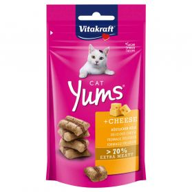 Vitakraft - Friandises Yums au Fromage pour Chat