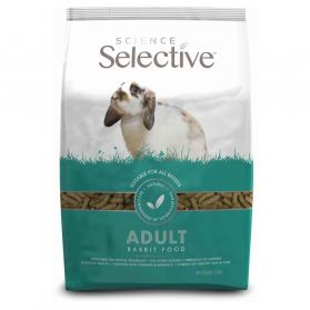 Supreme Science - Aliments Selective pour Lapin - 1,5Kg