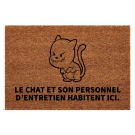 Animalis - Paillasson Coco Chat - 2