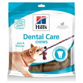 Hill's - Lamelles à Mâcher Dental Care Chews pour Chien - 170g
