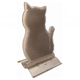 KONG - Plaque Auto-toilettage Connects Kitty Comber Cat pour Chat