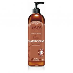 Isaya - Shampoing Poils Longs pour Chien et Chat