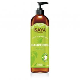 Isaya - Shampoing Poil Gras pour Chien et Chat