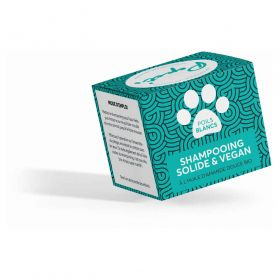 Pepet's - Shampoing Solide Poils Blancs pour Chien et Chat - 60ml