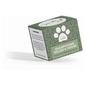 Pepet's - Shampoing Solide Poils Noirs pour Chien et Chat - 60ml