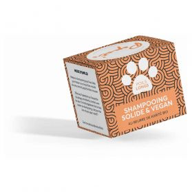 Pepet's - Shampoing Solide Poils Longs pour Chien et Chat - 60ml