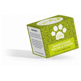 Pepet's - Shampoing Solide Poils Courts pour Chien et Chat - 60ml