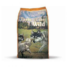 Taste of the Wild - High Prairie Canine Bison et Gibier pour Chiot