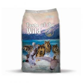 Taste of the Wild - Wetlands Canine Volaille Rôtie pour Chien