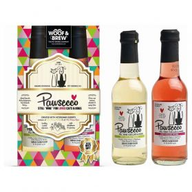 Rosewood - Duo Pack Pawsecco pour Chien - 2x250ml
