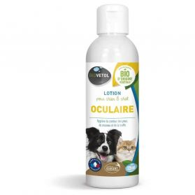 Biovetol - Lotion Oculaire Chien Chat - 125ml