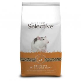 Supreme Science - Aliments Selective pour Rat - 3Kg