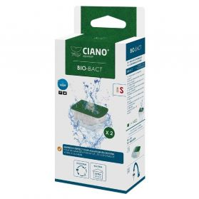 Ciano - Cartouches Bio-Bact Taille S - x2