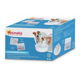 Animalis - Fontaine Spirale - 4,5L