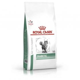 Royal Canin - Croquettes Veterinary Diet Diabetic pour Chat - 1,5Kg