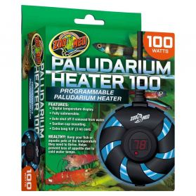 Zoomed - Chauffage Programmable pour Paludarium - 100W