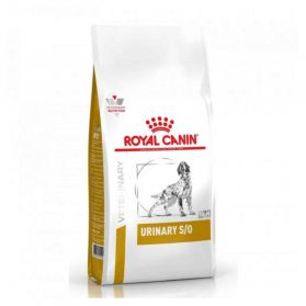 Royal Canin - Croquettes Veterinary Diet Urinary S/O pour Chien - 13Kg