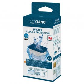 Ciano - Cartouches Water Clear Taille M - x1