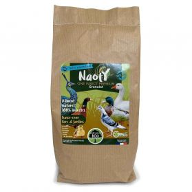 Naoty - Aliment ONE INSECT PREMIUM Granulat pour Basse-cour - 1,4Kg