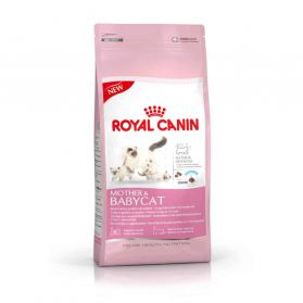 Royal Canin - Croquettes Mother & Babycat pour Chaton - 2Kg