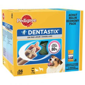 Pedigree - Friandises Dentastix de 56 Sticks pour Chien